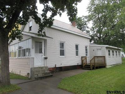Troy Single Family Home For Sale: 512 6th Av