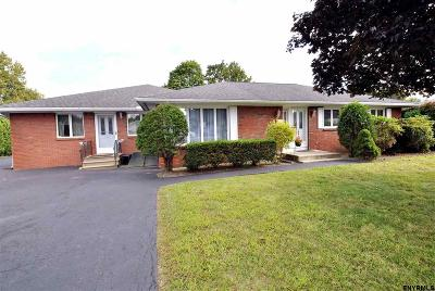Colonie Single Family Home For Sale: 29 Rondack Rd