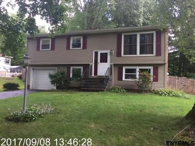 Saratoga County Single Family Home For Sale: 39 Merrall Dr