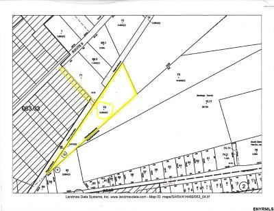 Moreau NY Residential Lots & Land For Sale: $149,900