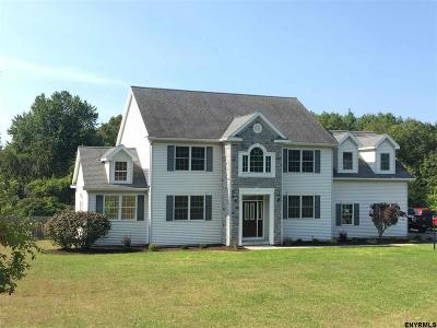 North Greenbush Single Family Home For Sale: 235 Lape Rd