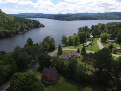 Saratoga County Single Family Home For Sale: 23 Old Day Center Rd