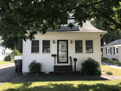 Colonie Single Family Home For Sale: 6 Van Buren Av