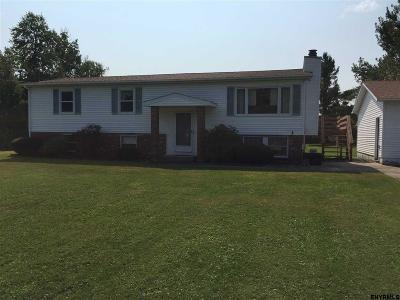 Amsterdam NY Single Family Home For Sale: $225,000