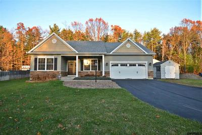 Clifton Park Single Family Home For Sale: 609 Bruno Rd