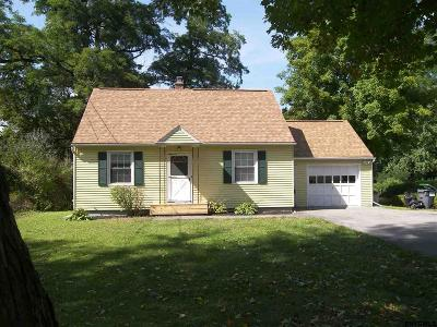 Niskayuna Single Family Home For Sale: 2645 Aqueduct Rd