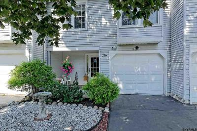 Cohoes Single Family Home For Sale: 10 Chadwyck Sq