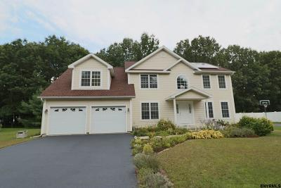 Saratoga County Single Family Home For Sale: 65 Spruce St