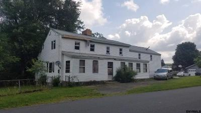 Rensselaer County Single Family Home For Sale: 2 Genesee St