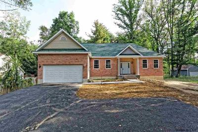 Guilderland Single Family Home For Sale: 6147 Veeder Rd