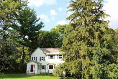 Single Family Home For Sale: 123 Font Grove Rd