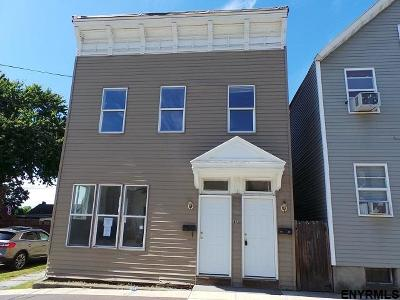 Troy Multi Family Home For Sale: 413 1st St