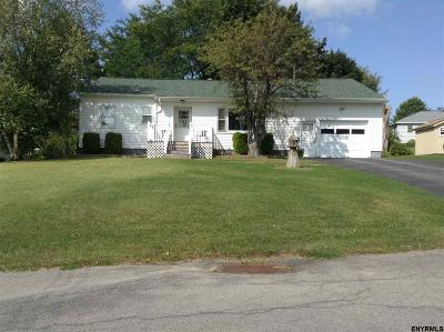 Amsterdam NY Single Family Home For Sale: $148,500