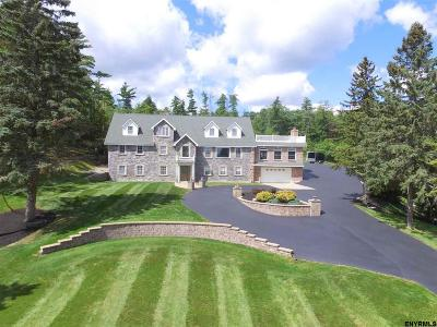 Voorheesville Single Family Home For Sale: 3029 New Scotland Rd