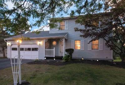 Colonie Single Family Home For Sale: 12 Glenmore Dr