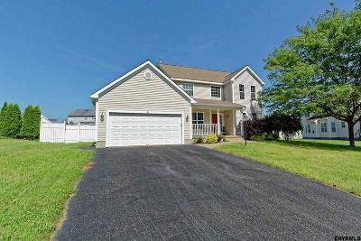 East Greenbush Single Family Home For Sale: 4 Taylor Dr