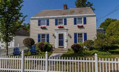Saratoga Springs Single Family Home For Sale: 15 Adams St