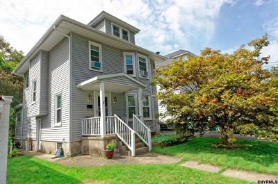Schenectady Single Family Home For Sale: 1326 Alden Pl