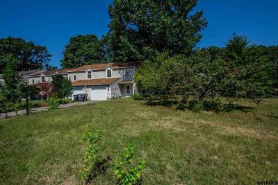 Saratoga County Single Family Home For Sale: 502 Elk Cir