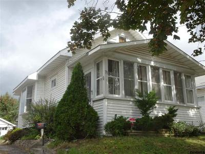 Schenectady Single Family Home For Sale: 71 Roosevelt Av