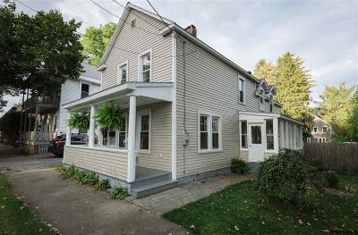 Saratoga Springs Single Family Home For Sale: 164 Elm St