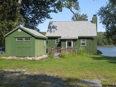 Single Family Home For Sale: 100 Middle Rd