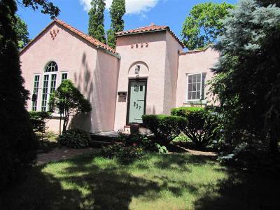 Albany Single Family Home New: 237 Hansen Av