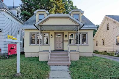 Schenectady Single Family Home New: 853 Cleveland Av