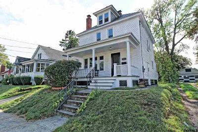 Schenectady Single Family Home New: 914 Harrison Av