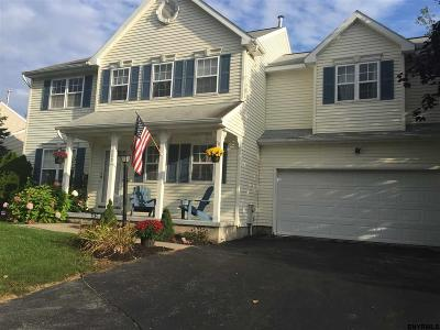 Ballston Spa Single Family Home For Sale: 720 Adams Cir
