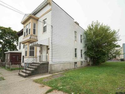 Cohoes Multi Family Home For Sale: 179 Main St
