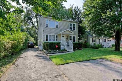 Colonie Two Family Home For Sale: 12 Broderick St