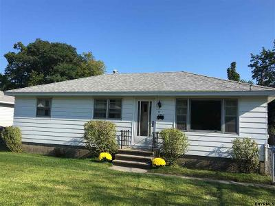 Albany NY Single Family Home New: $153,900