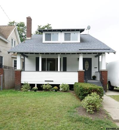 Schenectady Single Family Home New: 518 Ontario St