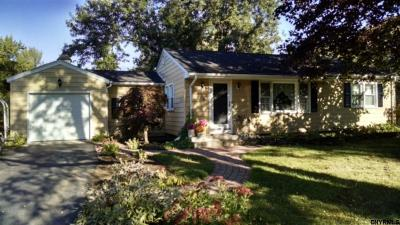 Glenville Single Family Home For Sale: 47 Spring Rd