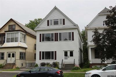 Albany NY Two Family Home New: $235,000