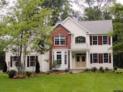 Voorheesville Single Family Home For Sale: Eagle Ct