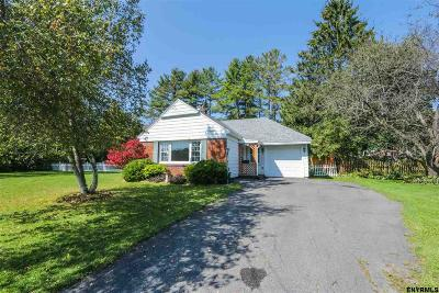 Johnstown Single Family Home For Sale: 661 County Highway 122