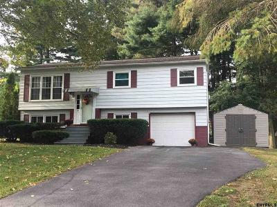 Clifton Park Single Family Home For Sale: 4 Archer Dr