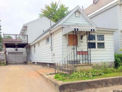 Schenectady Single Family Home New: 1206 Webster St
