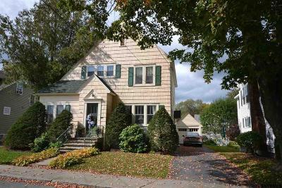 Glens Falls Single Family Home For Sale: 4 Bowman Av