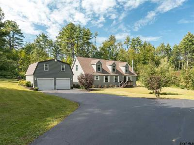 Single Family Home For Sale: 5191 Route 9n