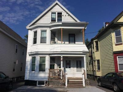 Schenectady Multi Family Home New: 1619 Van Vranken Av