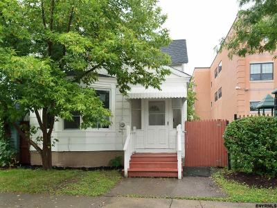 Albany NY Single Family Home New: $134,900