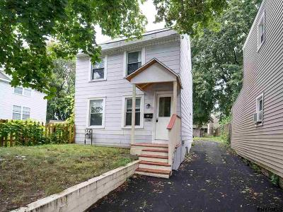 Albany NY Single Family Home For Sale: $84,900