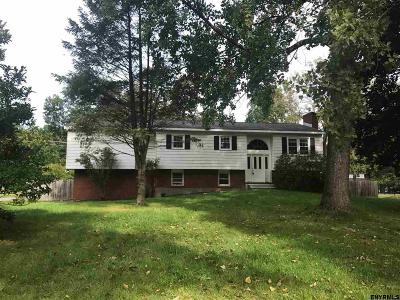 Niskayuna Single Family Home New: 4343 Buckingham Dr