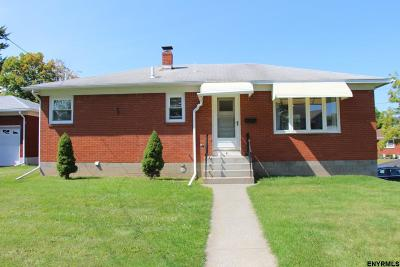 Albany NY Single Family Home New: $159,900