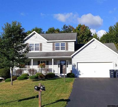 Wilton Single Family Home For Sale: 13 Apple Tree La