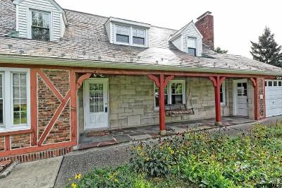 Menands Single Family Home For Sale: 153 Van Rensselaer Blvd