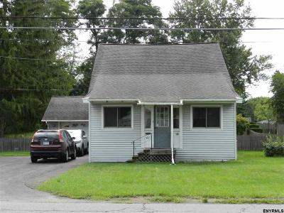 Colonie Single Family Home New: 45 Locust Park